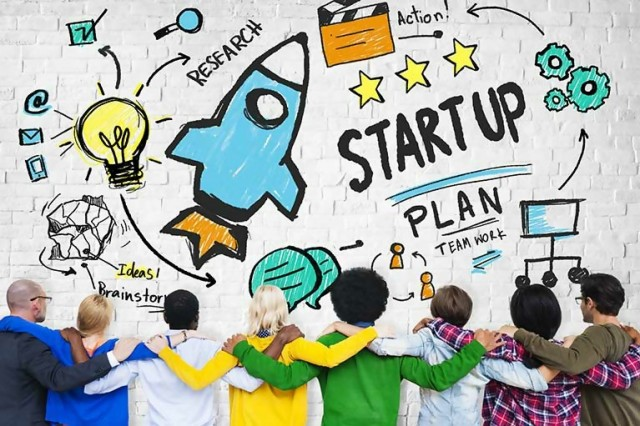 young entreperneurs and start up costs