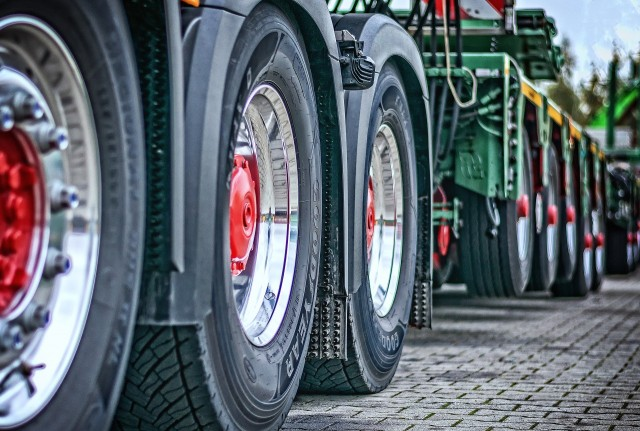 Semi Trucks Used for Business Purposes