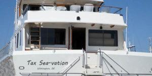 Boat tax writeoff